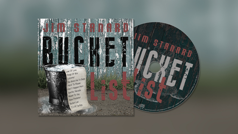 CD cover of Bucket List